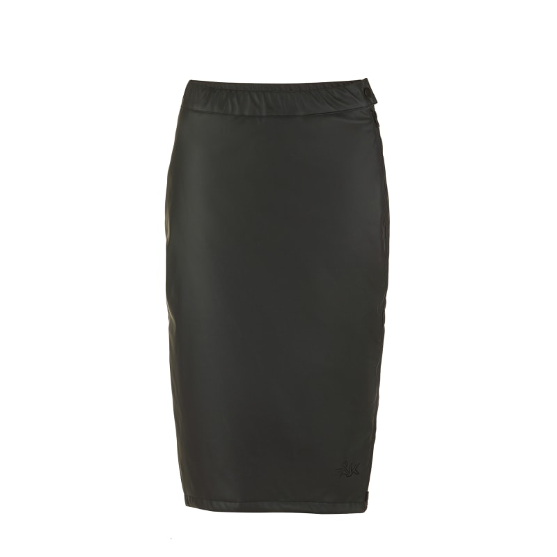 Appi Padded PU Skirt Women