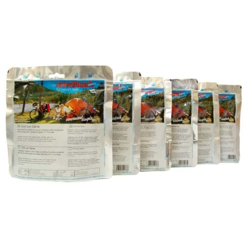 6 Pack 'meal-mix' Vegetarian M