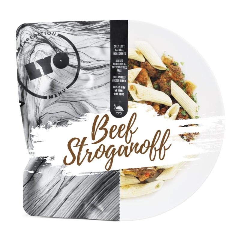 Beef Stroganoff Big Pack 500g
