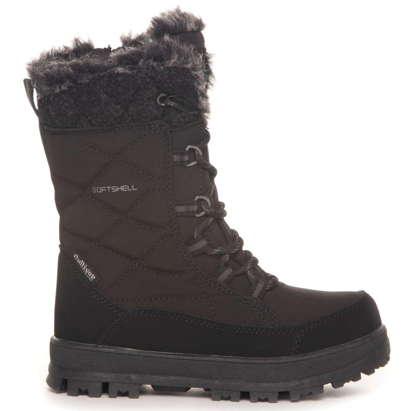 Kids Waterproof Softshell Winter Boots 2