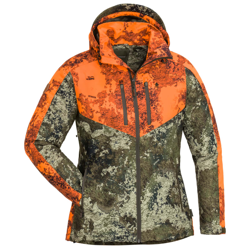 Women's Furudal/Retriever Active Camou Jacket