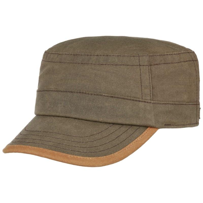 Army Cap Vintage Wax