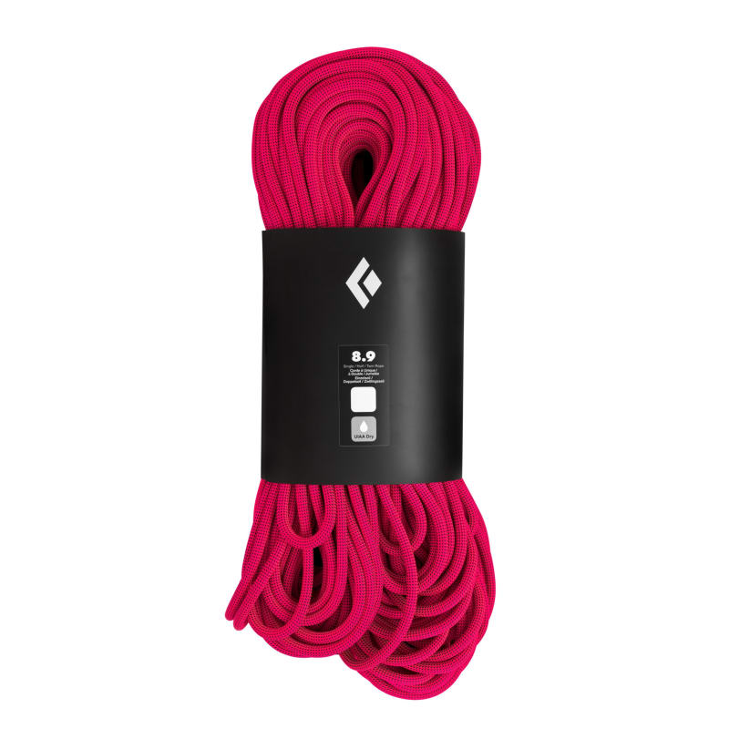 8.9 Dry Climbing Rope - 70m