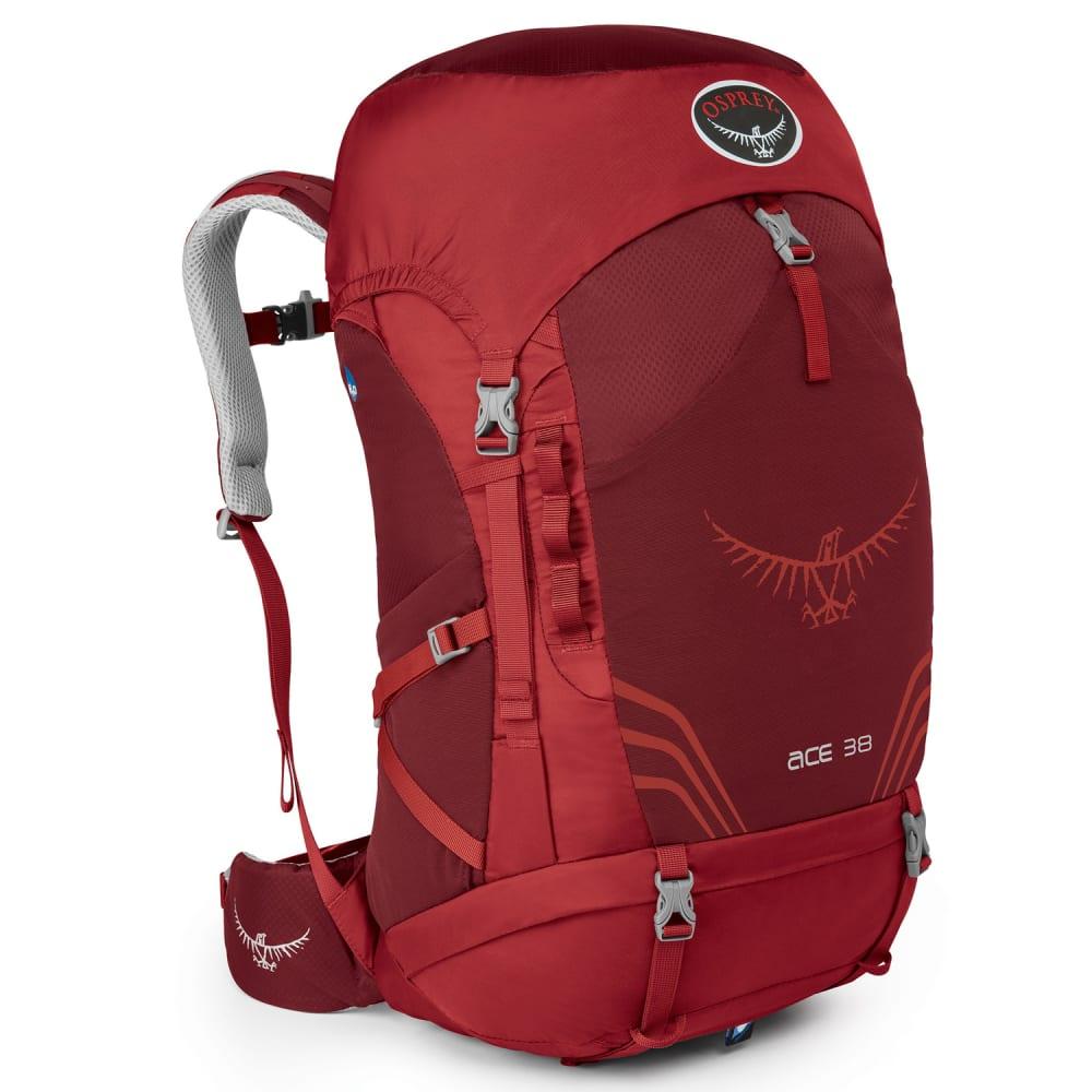 Osprey Ace 50 | Vandringsryggsäck för ungdomar | Osprey Europe