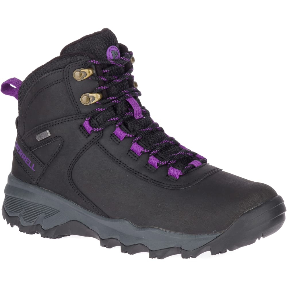 Vego Mid Leather North Waterproof Ice+