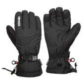 Squad WaterGuard Men Gloves Black Charcoal