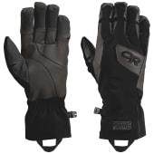 Super Vert Gloves Black/Charco