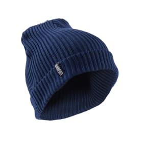 eda4bb263b9 Urberg. Knitted Ribb Beanie Blue
