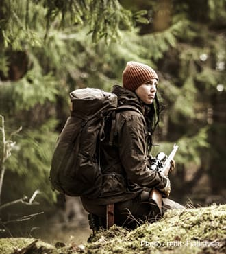 Köp Pinewood Wildmark Backpack hos Outnorth