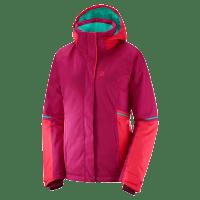 6fc2c6b2f95 Anbefalt. Salomon. Women's Stormseason Jacket