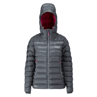 Rab Electron Jacket Womens Graphene