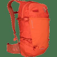 trollveggen 45l pack m ryggsekk oransje