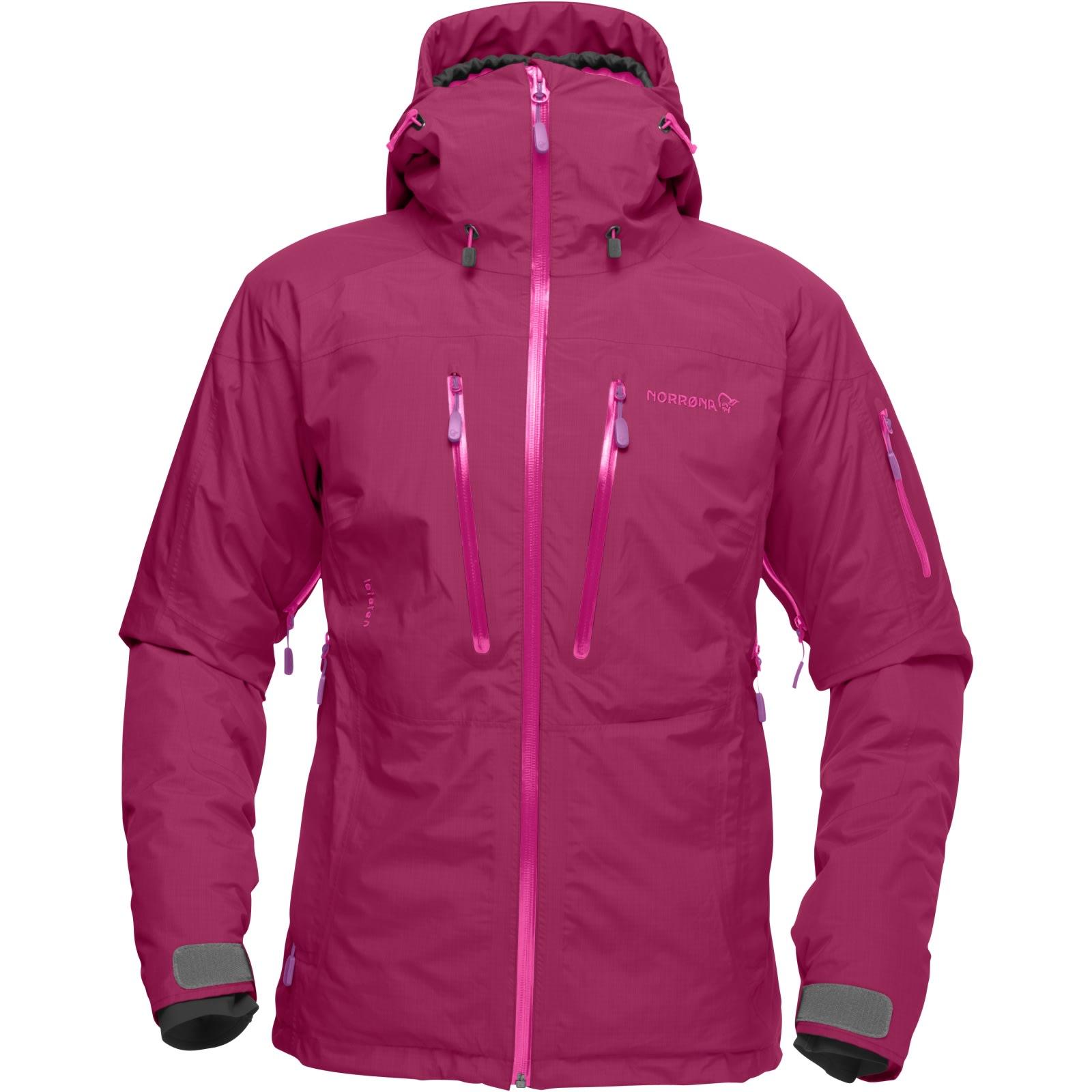 Norrøna lofoten Gore Tex Primaloft jakke for ski til herre