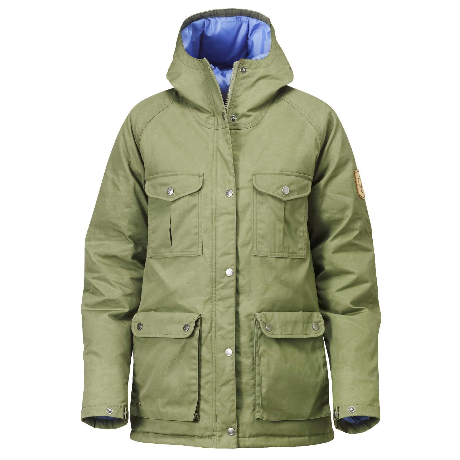 Greenland Down Jacket W.