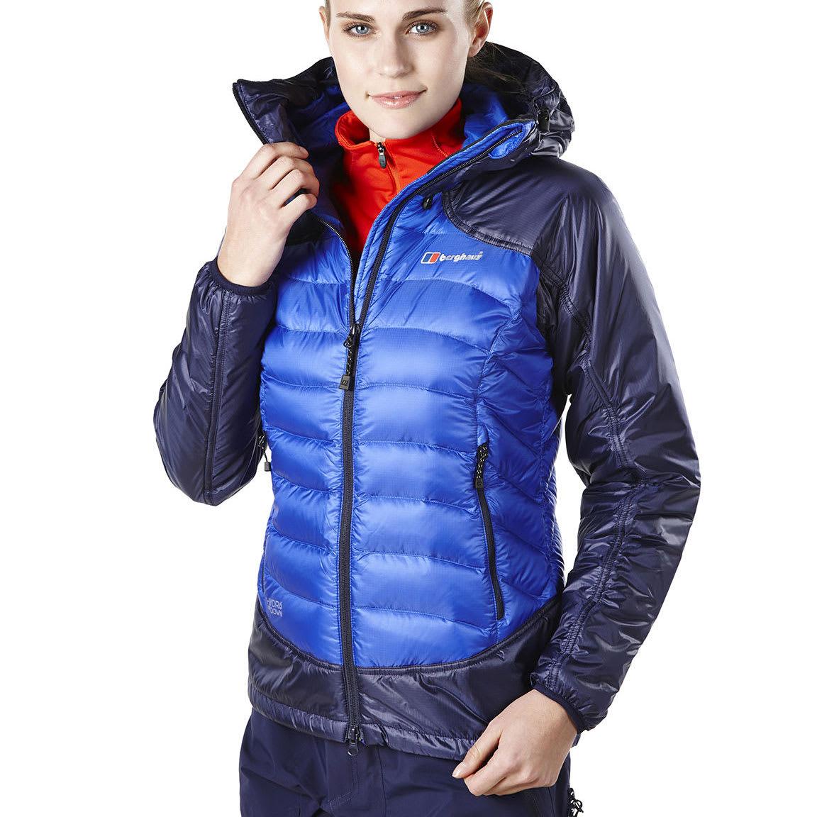Kjøp Berghaus Women's Asgard Hybrid Jacket fra Outnorth