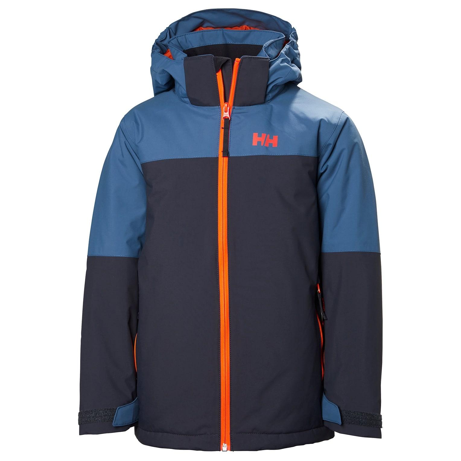 senaste designen var kan jag köpa nya specialerbjudanden Buy Helly Hansen Junior Progress Jacket from Outnorth