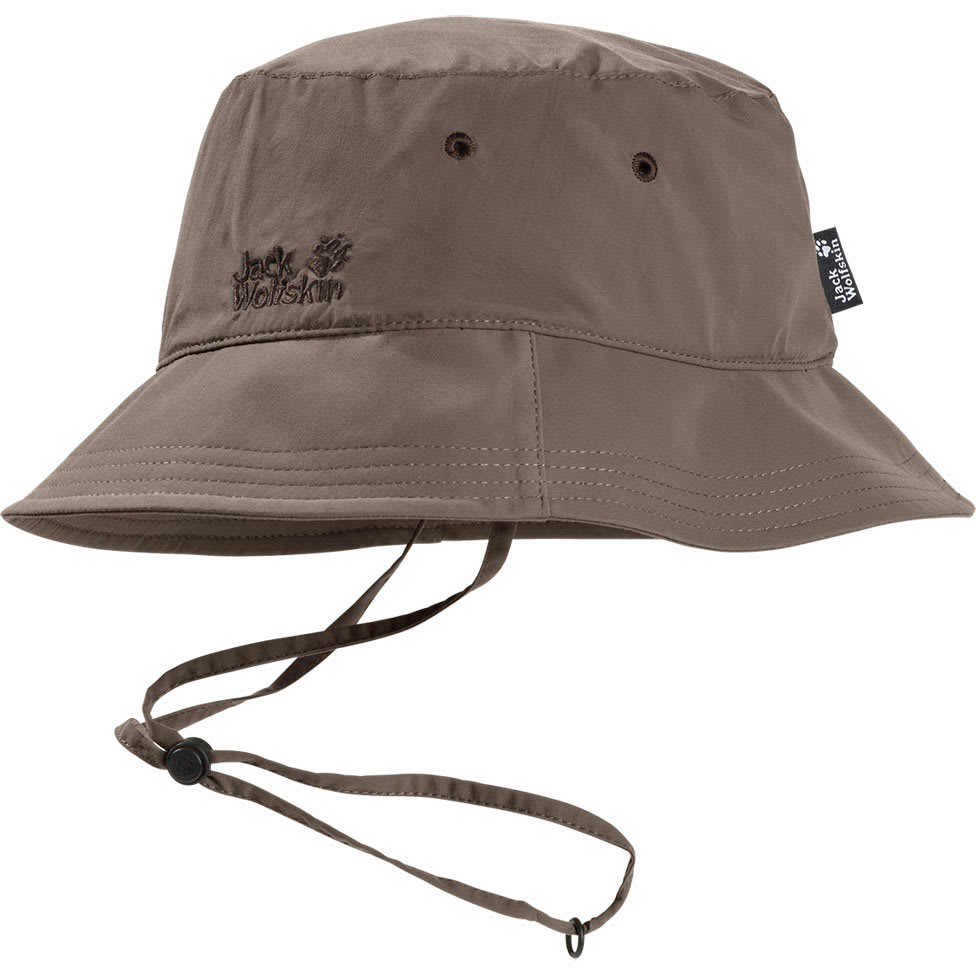 Buy Jack Wolfskin Supplex Sun Hat from Outnorth b2fb19c2d5d