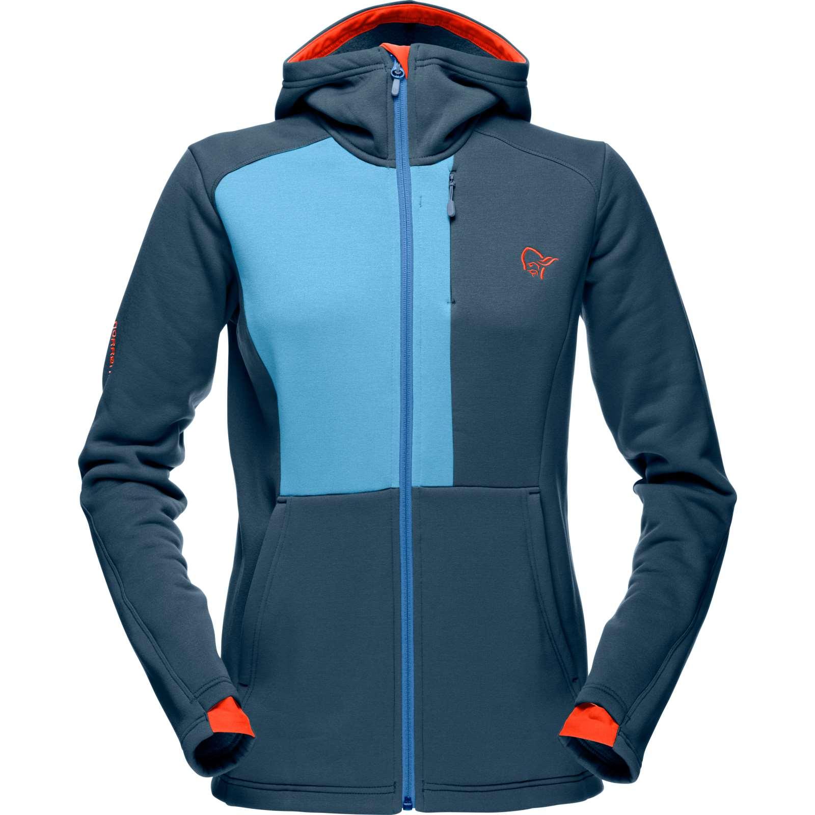 Narvik Warm2 Stretch Zip Hood Women's