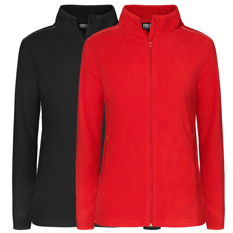 urberg fleece jacke damen