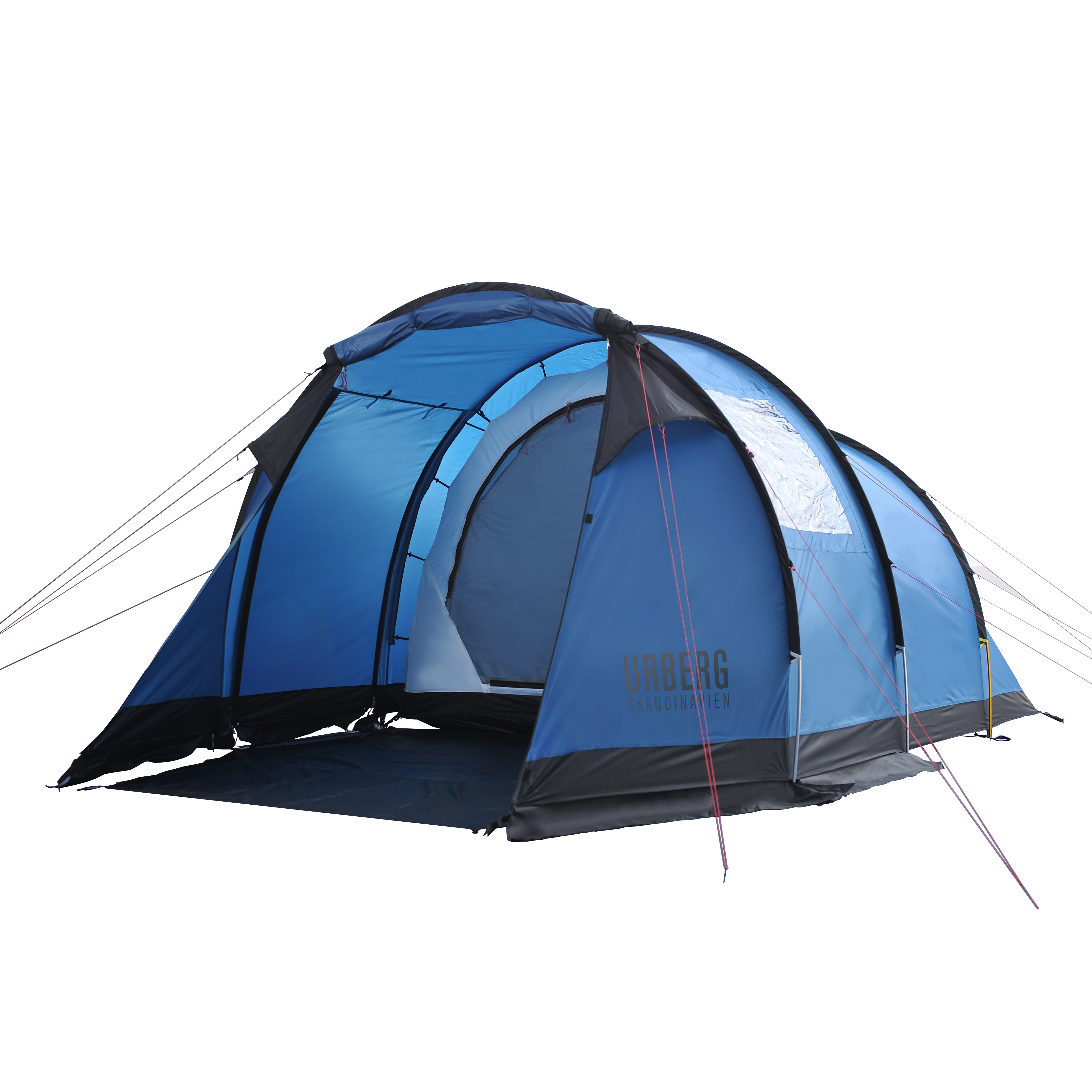 Kjøp Urberg 4 Person Tunnel Tent G3 fra Outnorth