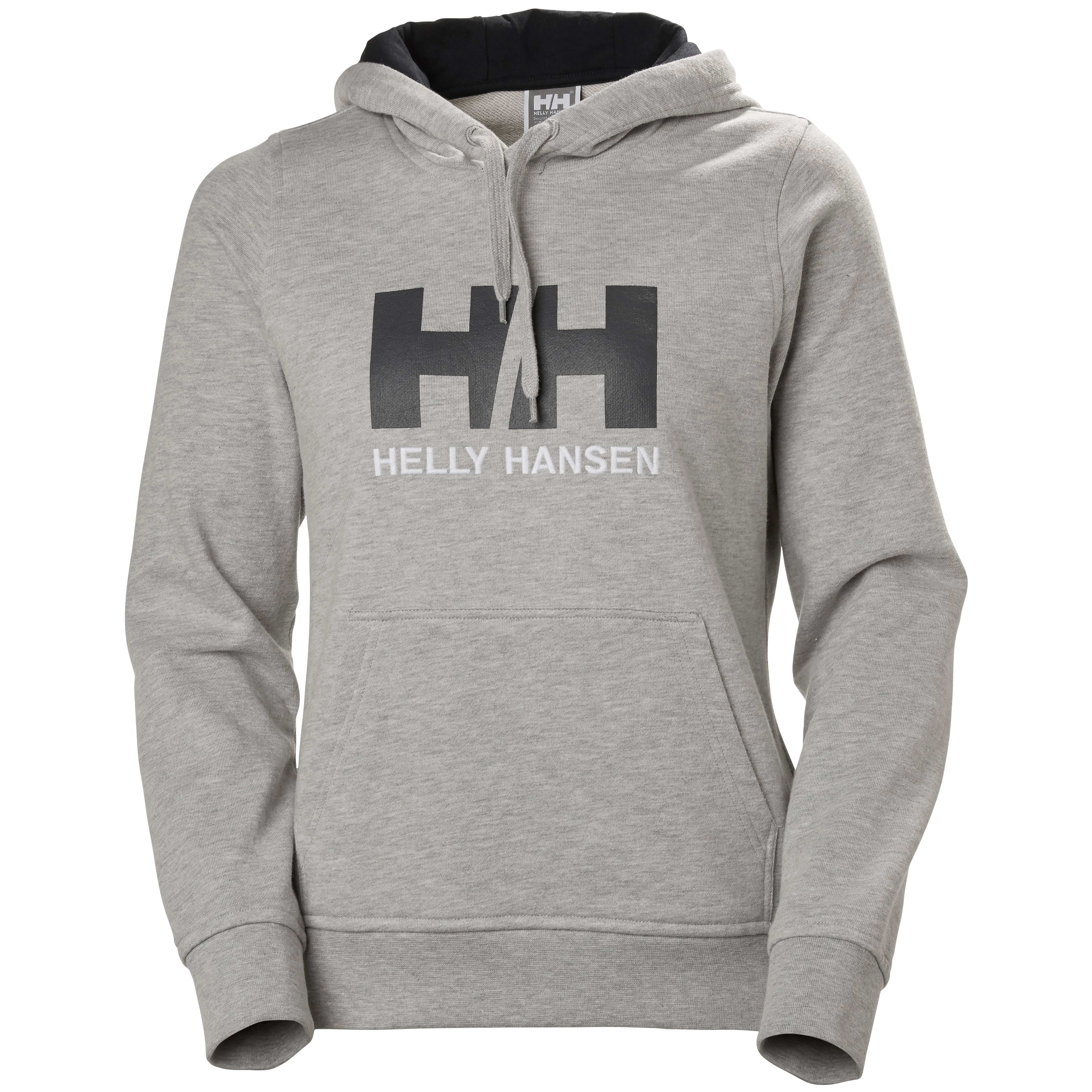 Buy Helly Hansen W Hh Logo Hoodie From Outnorth