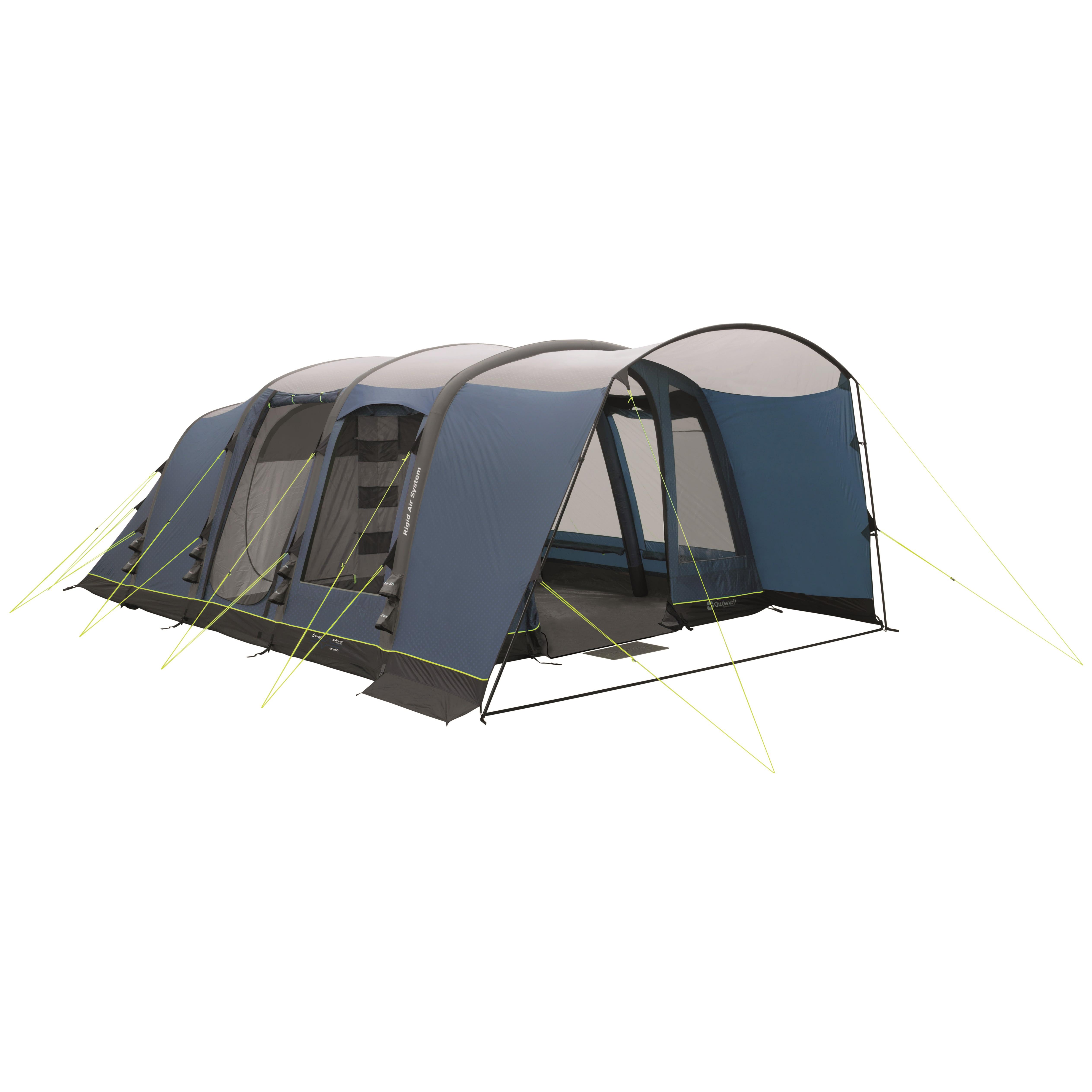 Køb Outwell Flagstaff 6A Telt 6 Personer