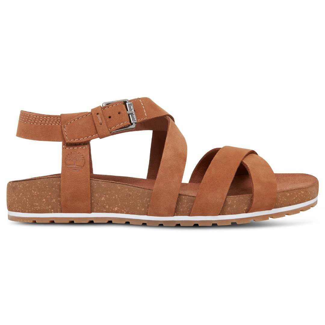 100% genuine authorized site release date: Women's Malibu Waves Ankle Strap Sandal