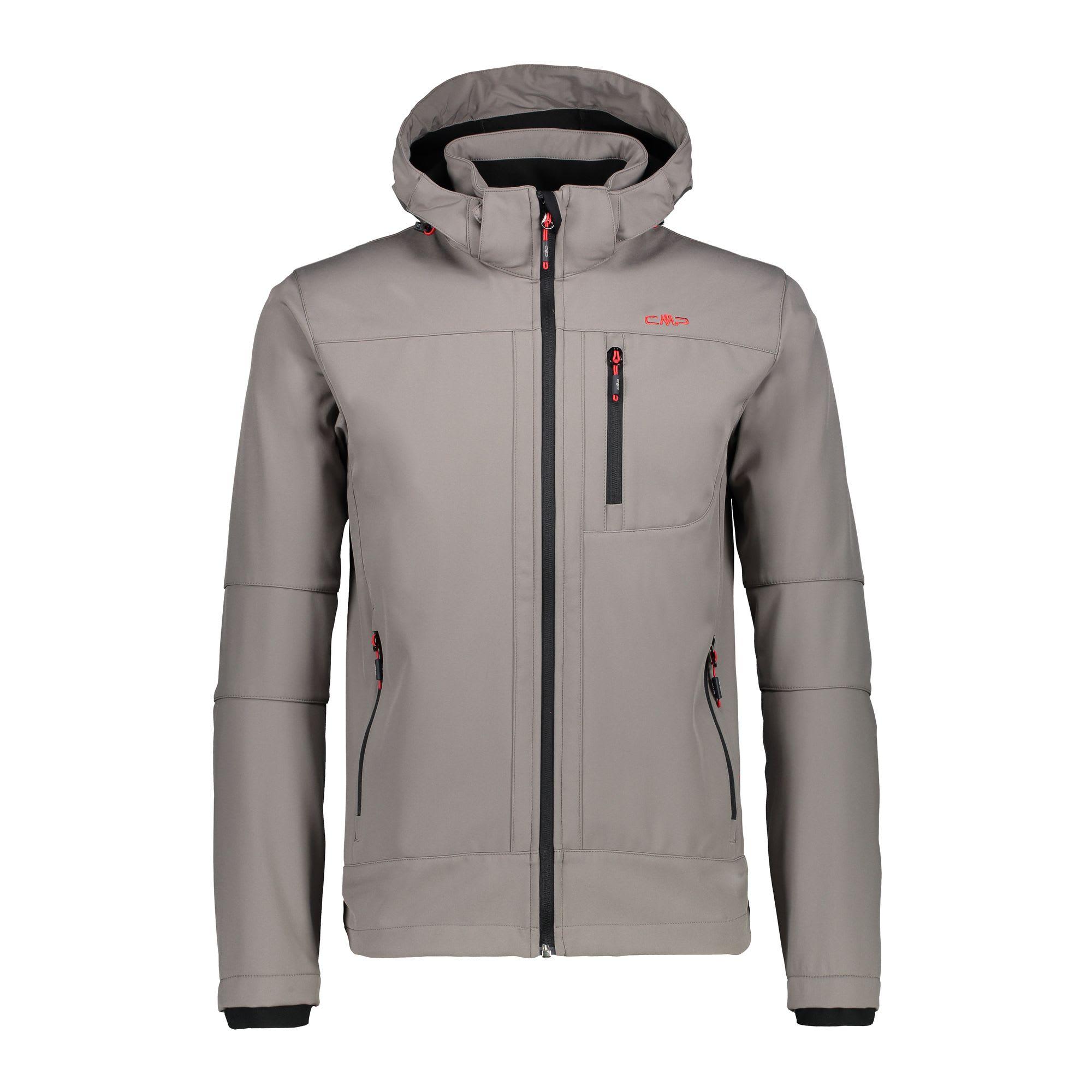 Man Jacket Zip Hood (3A01787N)