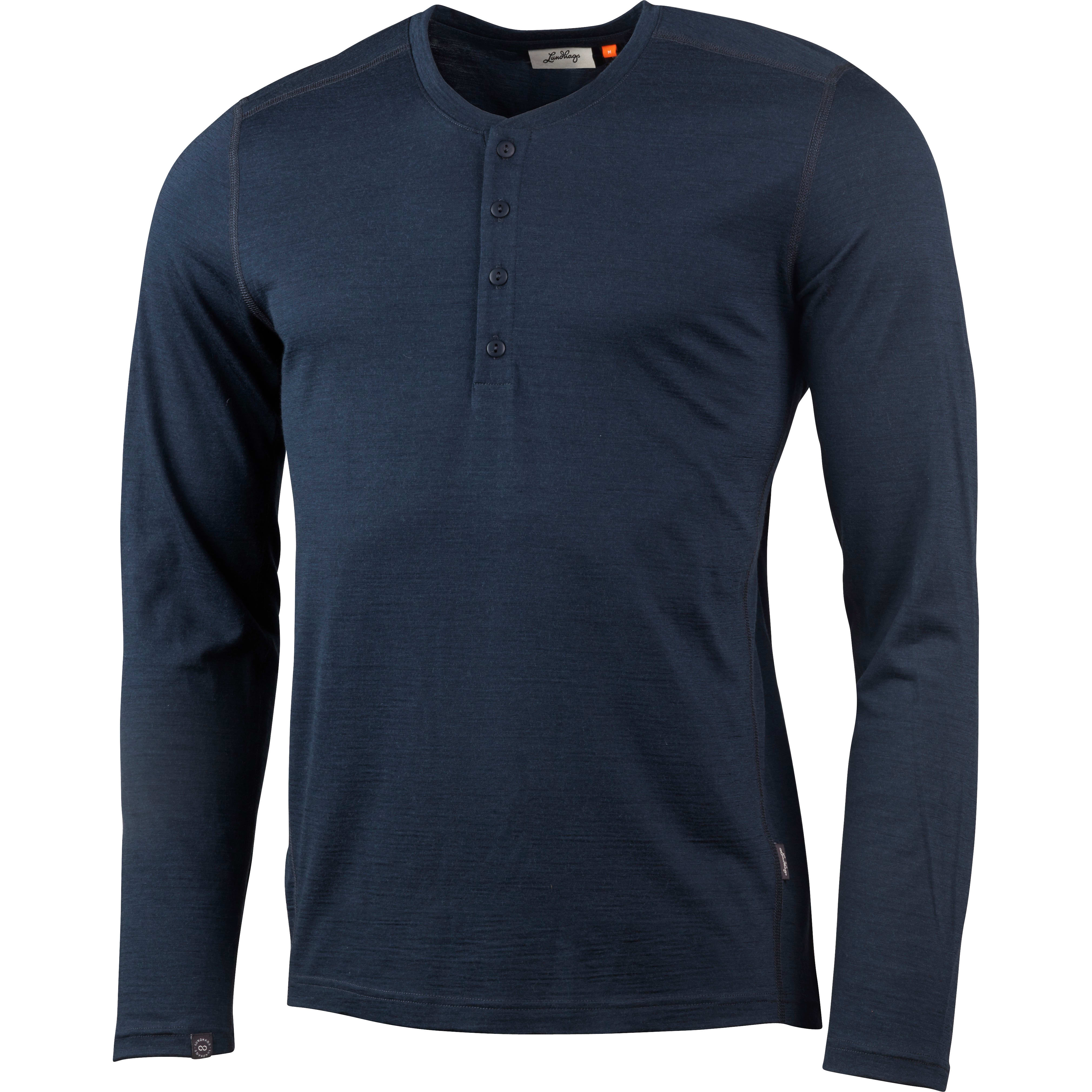 Lundhags Merino Light Men s Henley - Outnorth 06ac990813