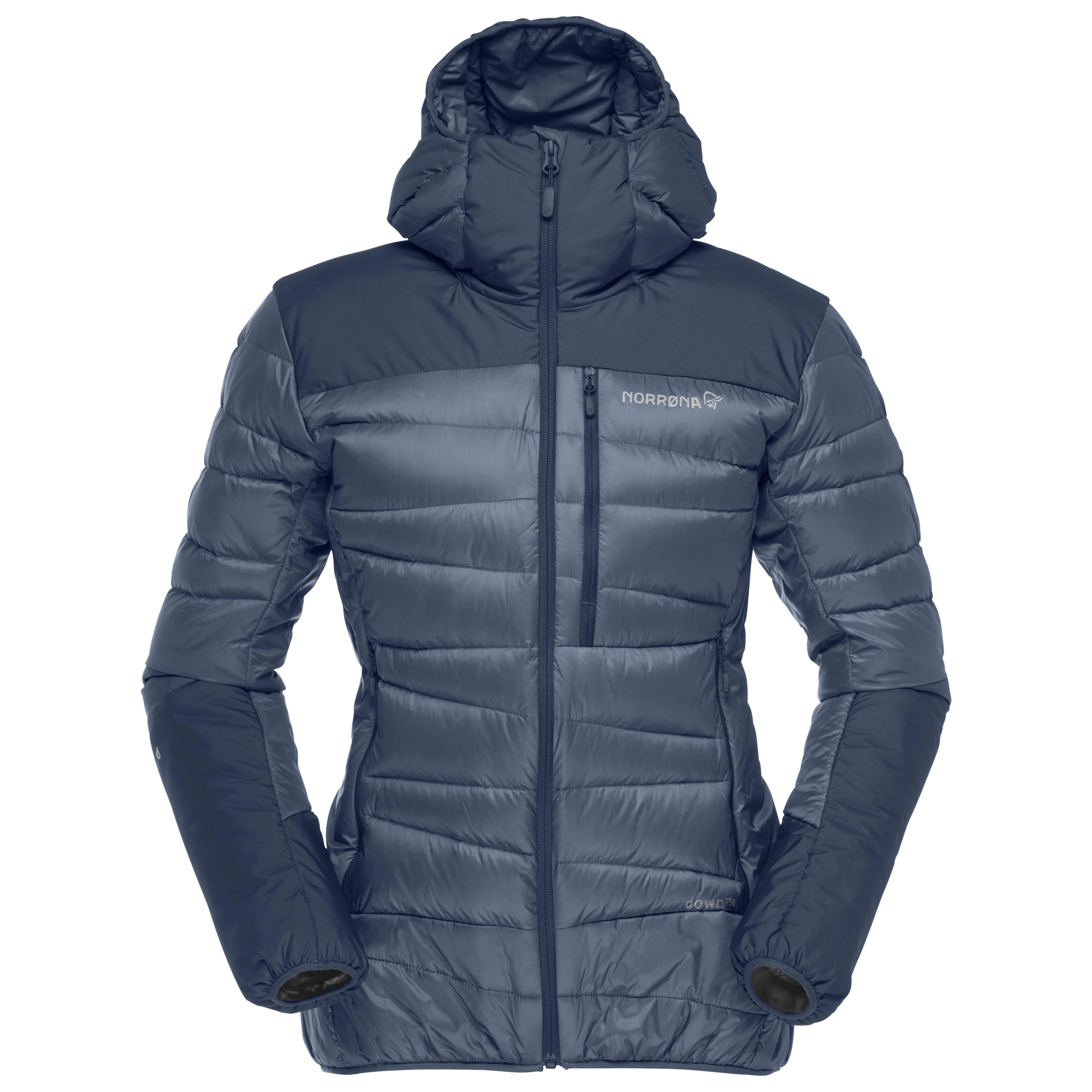 Falketind down hood jacket