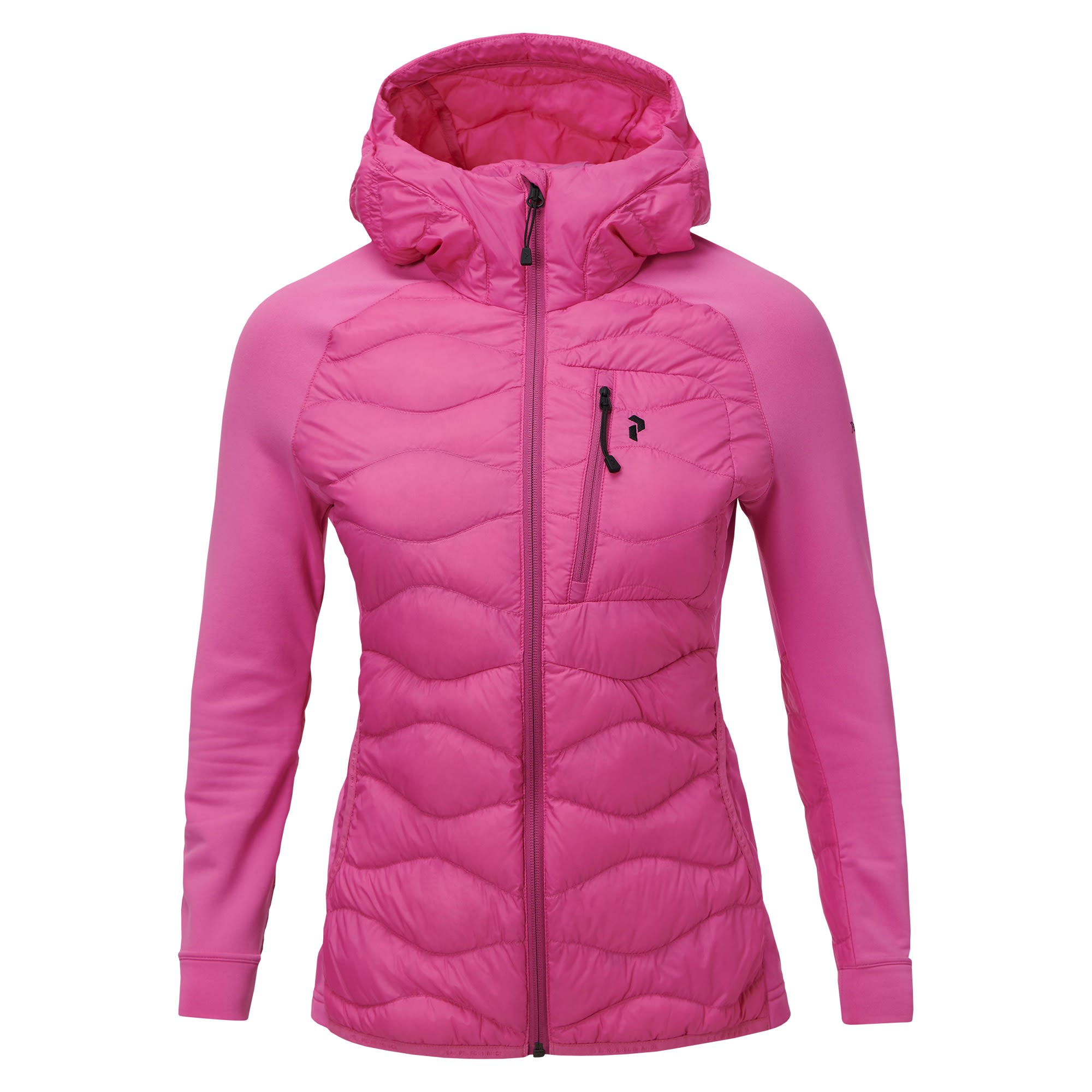 8293efa3 Kjøp Peak Performance Women's Down Helium Hybrid Hood Jacket fra Outnorth