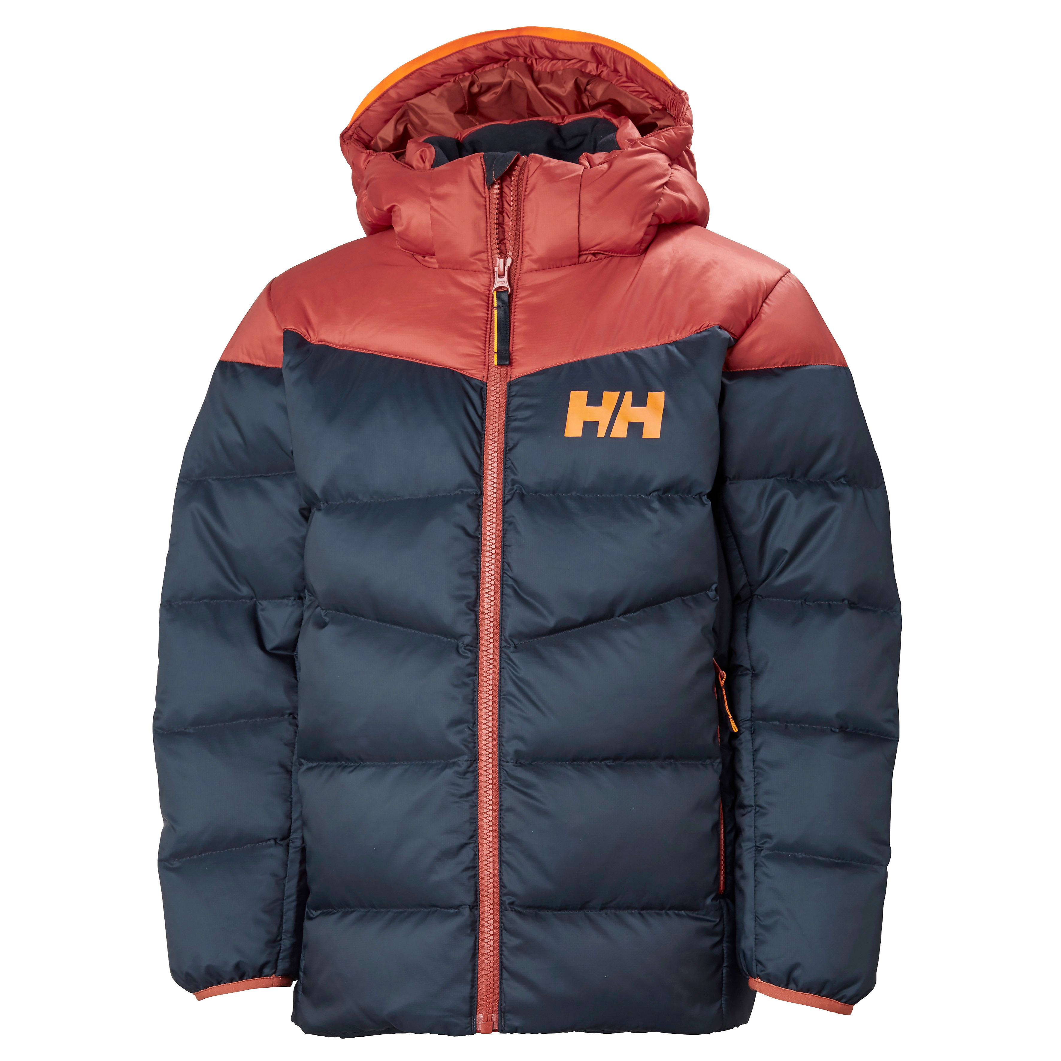 8a064717 Køb Helly Hansen Junior Isfjord Down Mix Jacket fra Outnorth