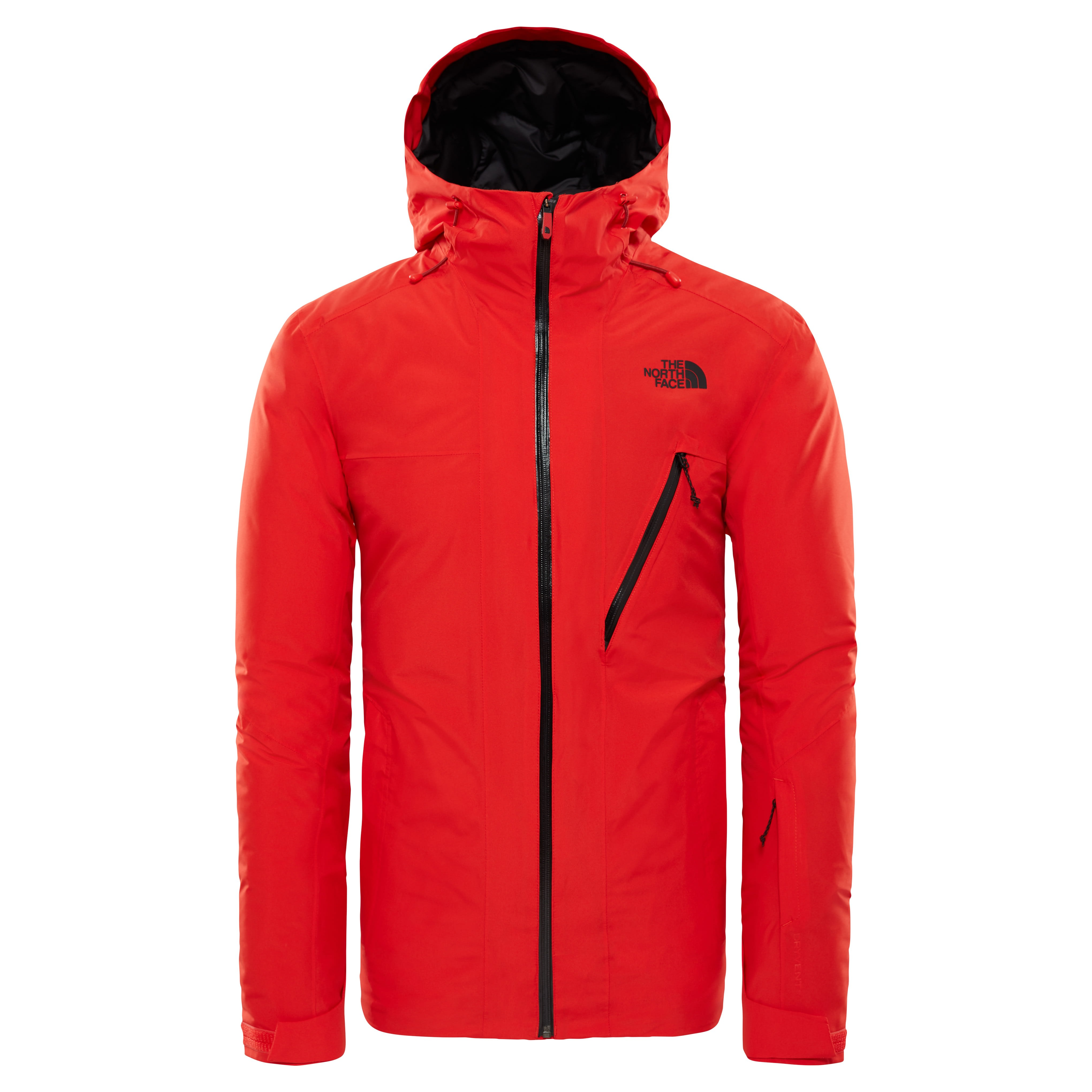 The North Face Descendit Jacket, skijakke dame Rød Ski og