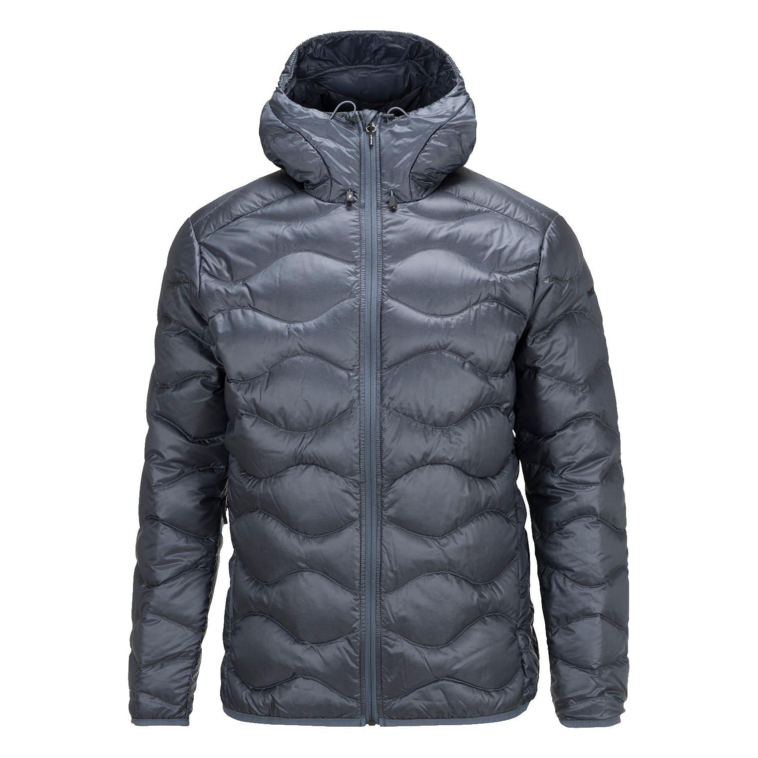 Buy Peak Performance Men s Black Light Helium Hooded Jacket from Outnorth 8129391416