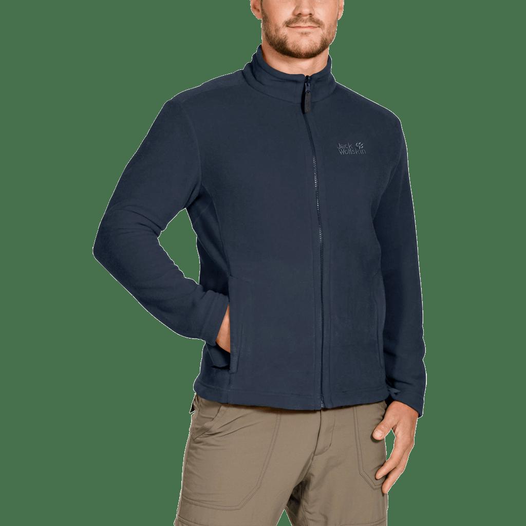 Jack Wolfskin Mens Moonrise Fleece Jacket