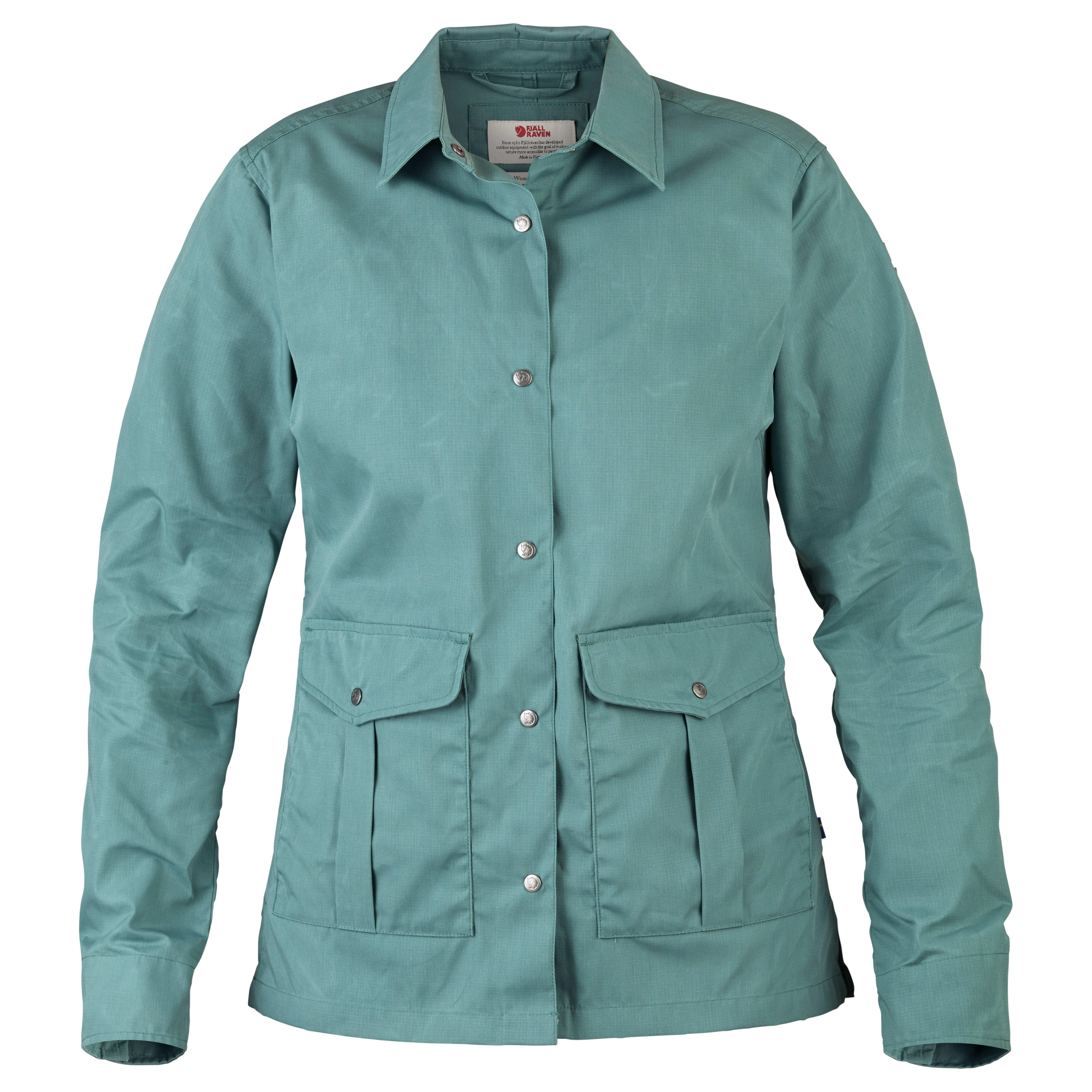 Fjällräven Greenland Shirt Jacket (Dam)
