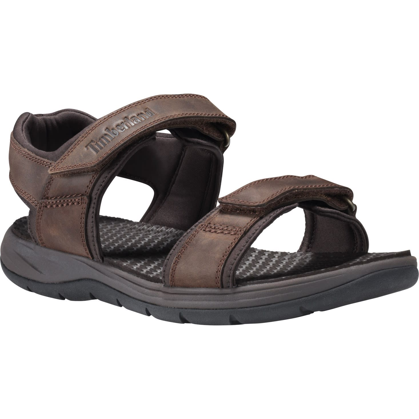 Harbor Pines Leather Sandal