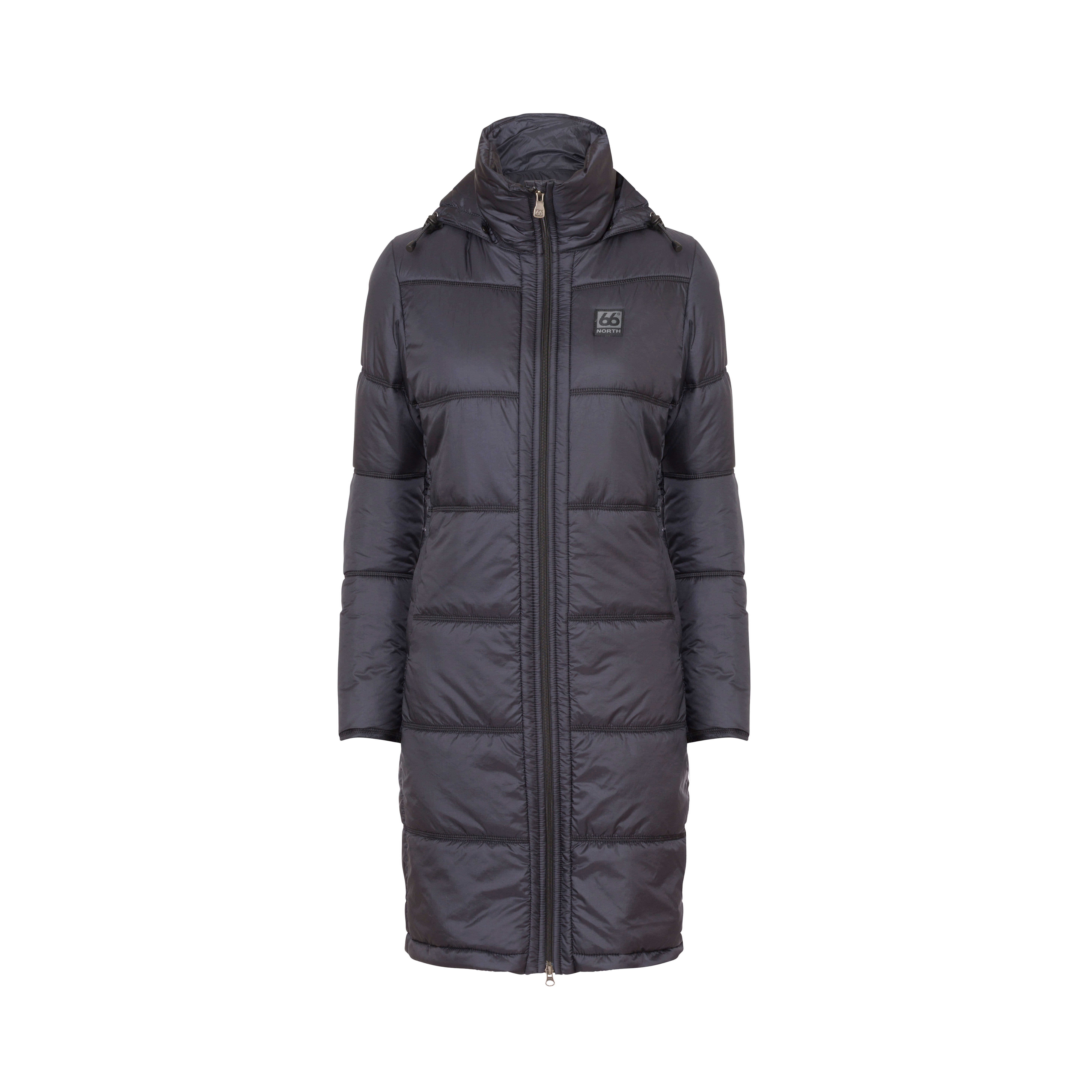 Kjøp 66 North Langjokull Women's Primaloft Long Coat fra