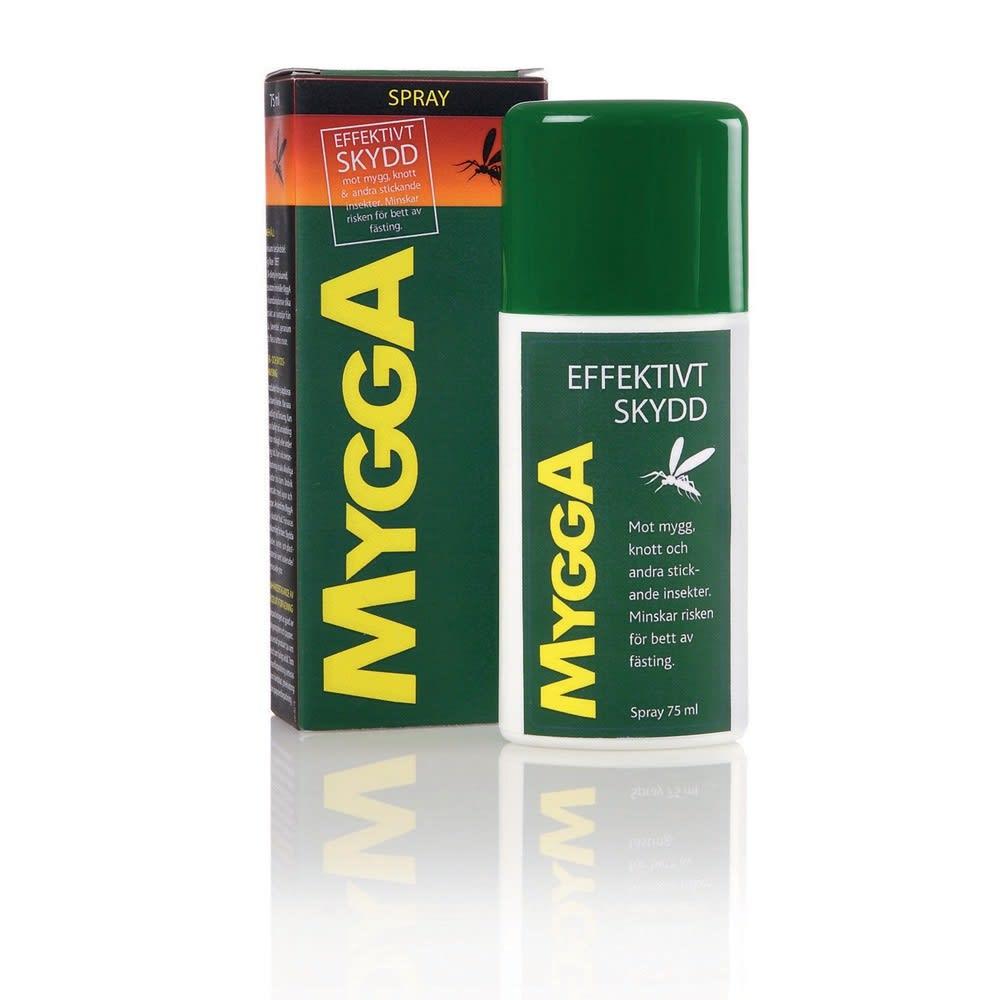 spray mot mygg