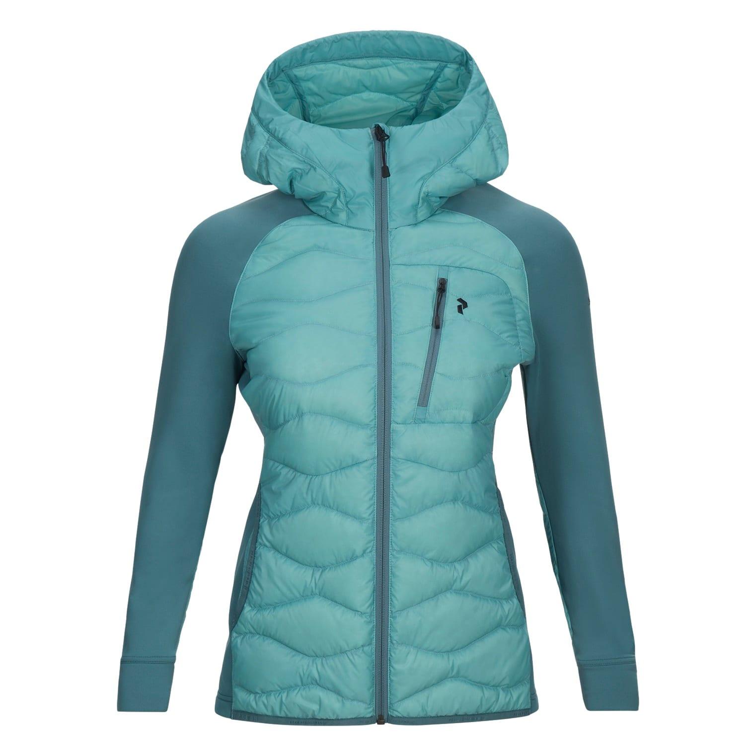 Women's Helium Hybrid Hooded Jacket
