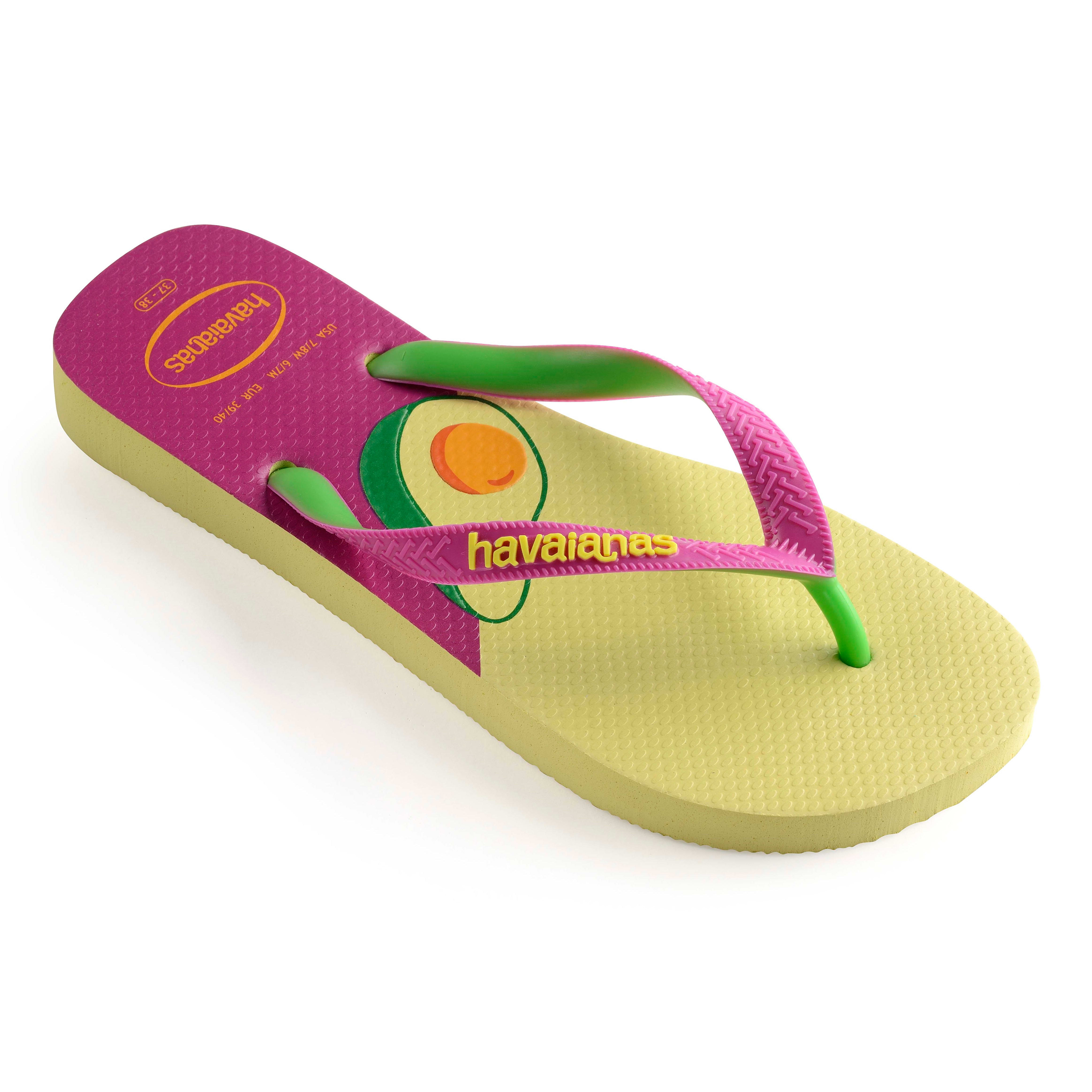 Havaianas Womens Top Cool Flip-Flop
