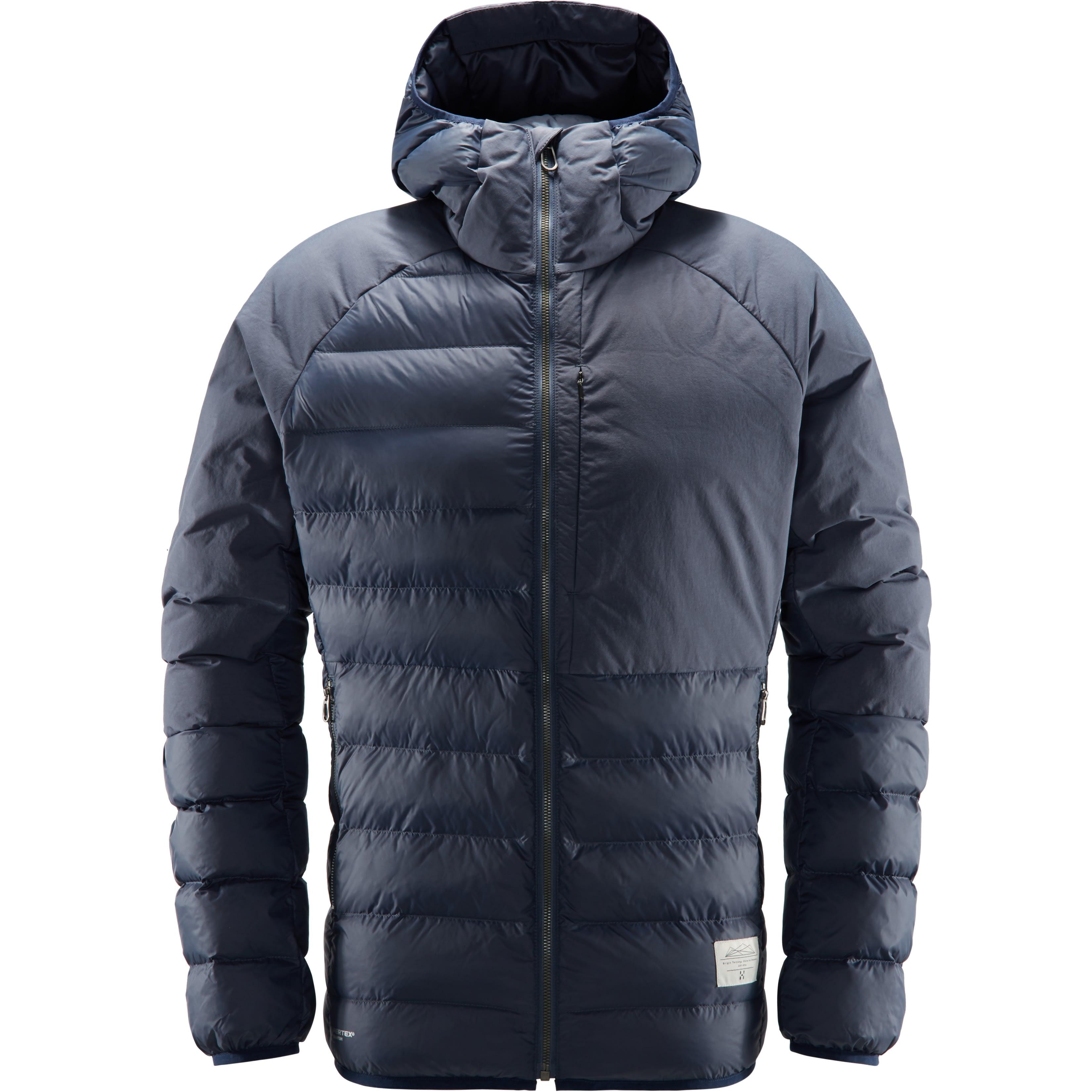 Hagl/öfs Mens Dala Mimic Hood Jacket