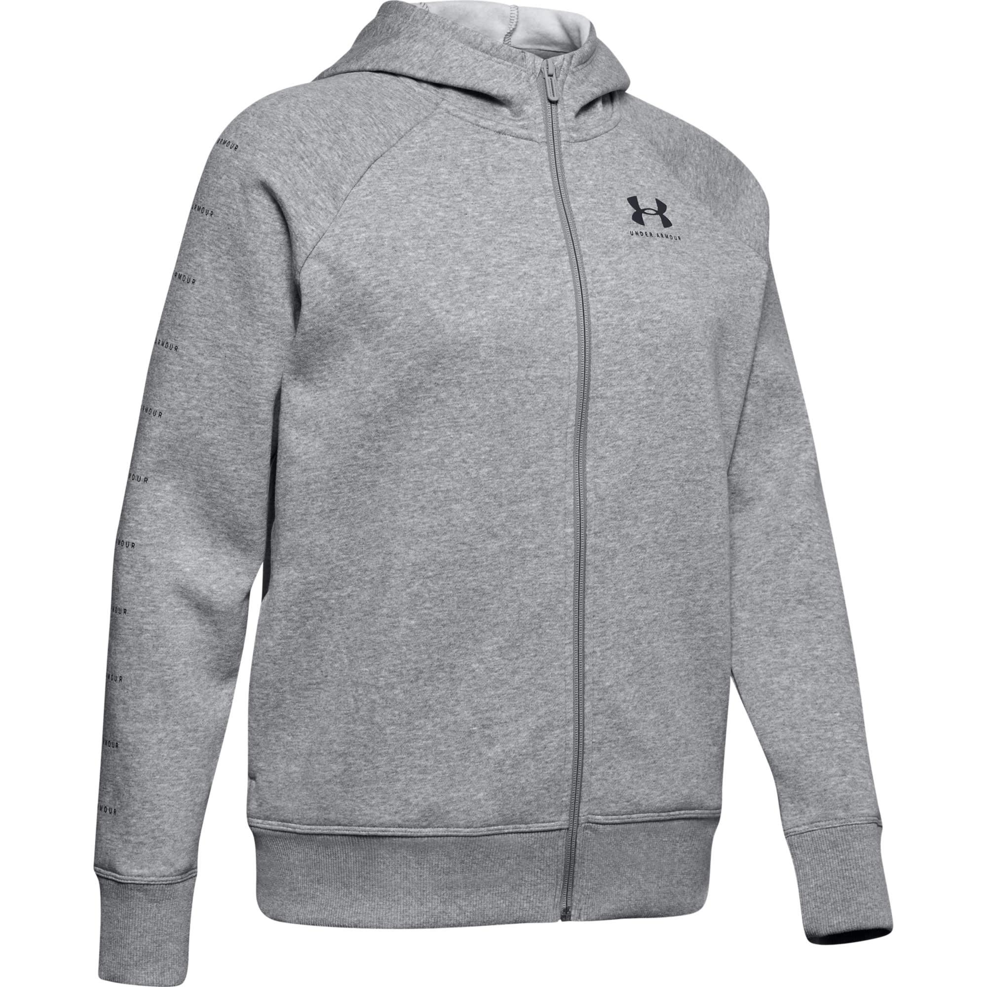 Men's UA Rival Fleece Sportstyle LC Sleeve