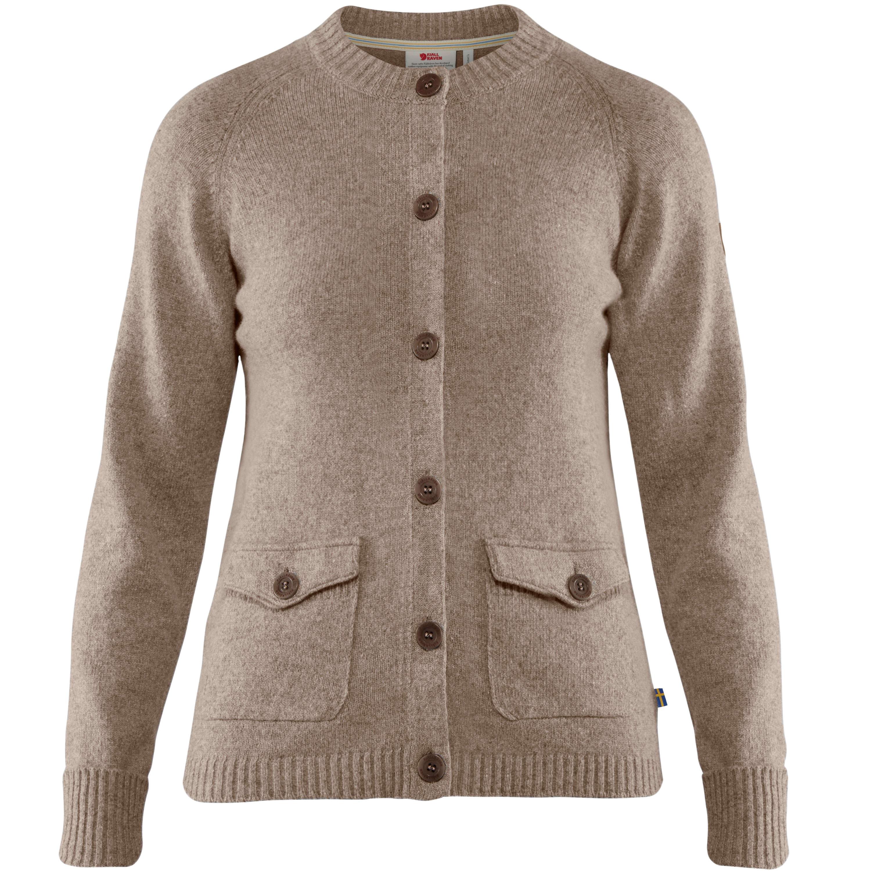 Köp Fjällräven Women's Greenland Re Wool Cardigan 2019 hos