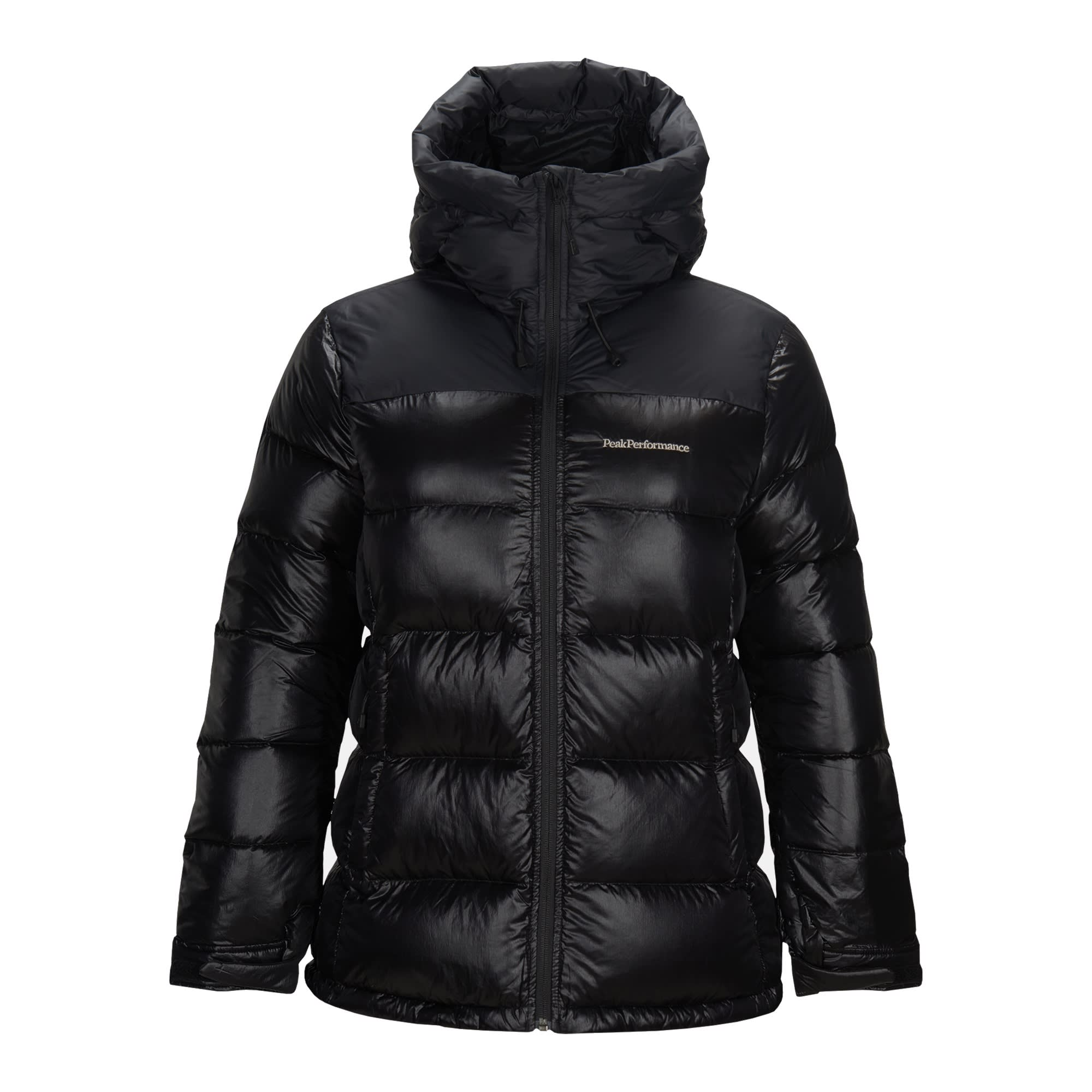 Peak Performance Frost Glacier Down Womens Hooded Giacca AW20