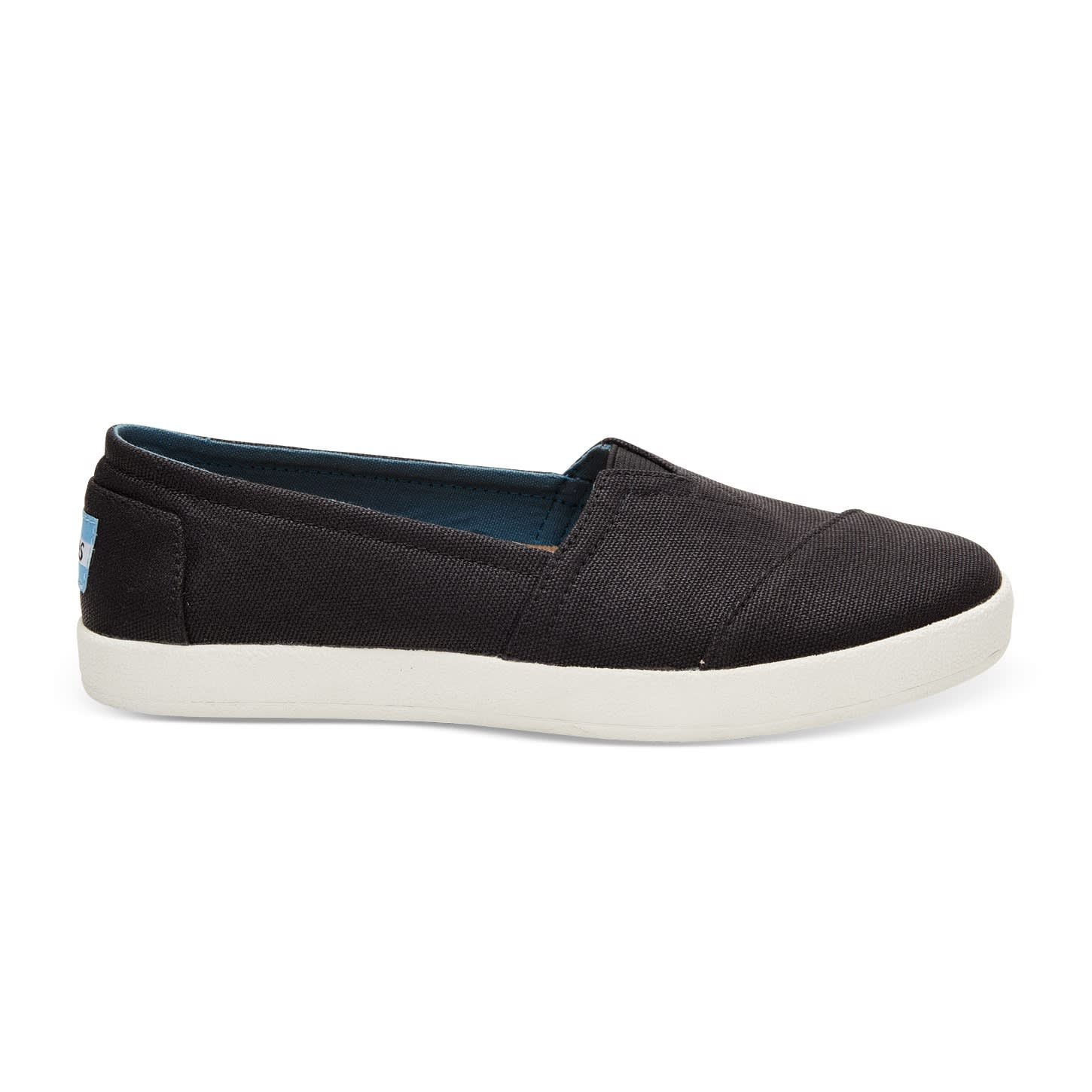 Buy TOMS Coated Canvas Women's Avalon