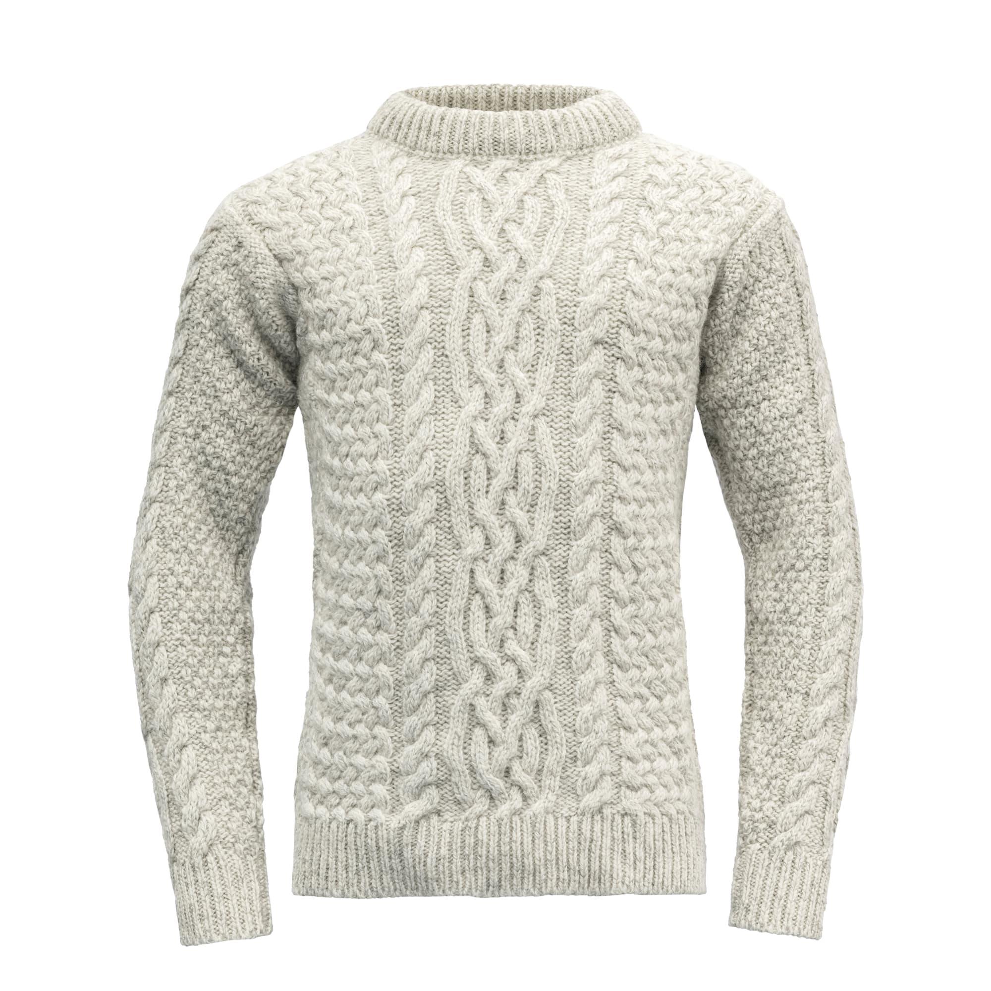 Kjøp Devold Sandøy Sweater Crew Neck fra Outnorth