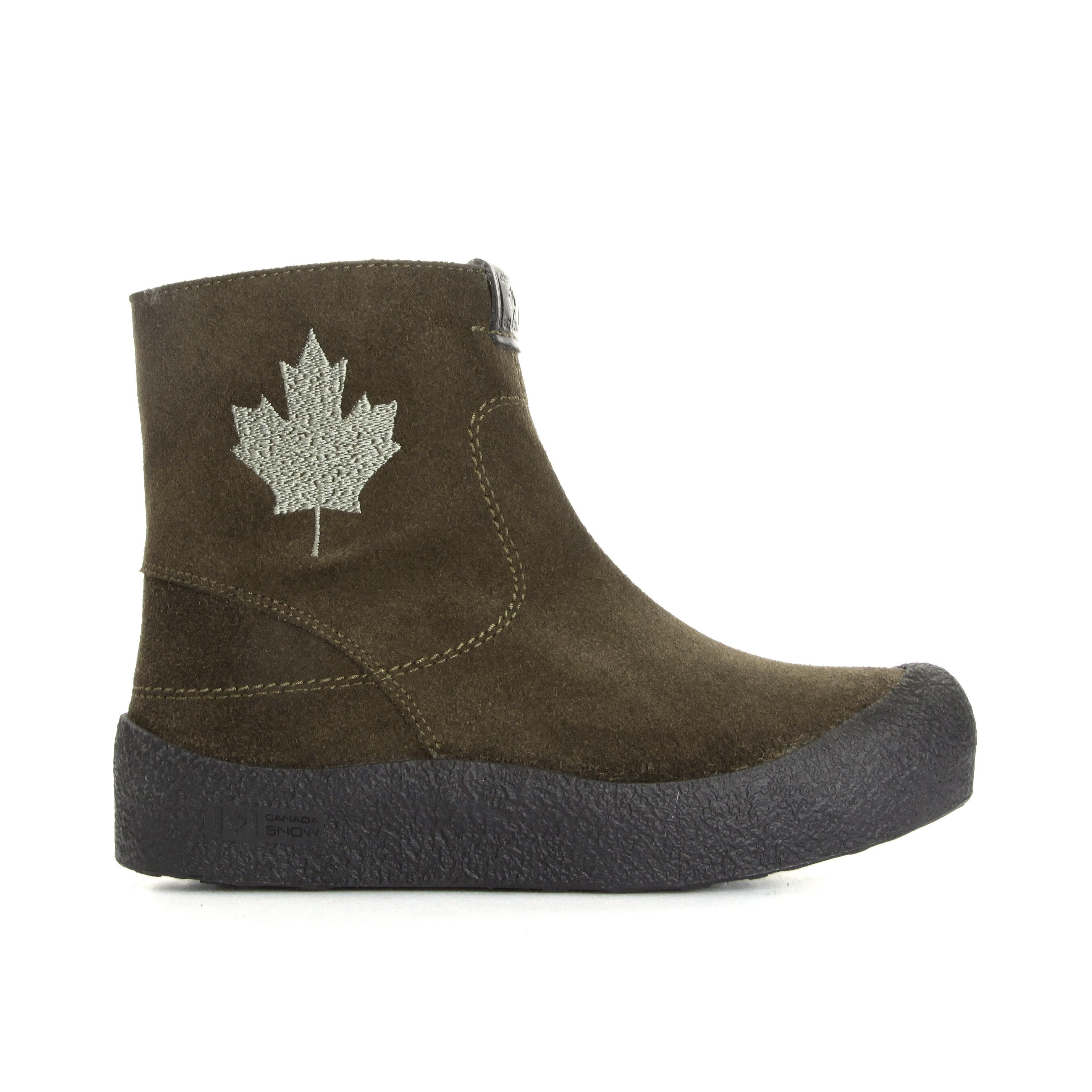 Canada Snow Women's Quebec Suede Boots