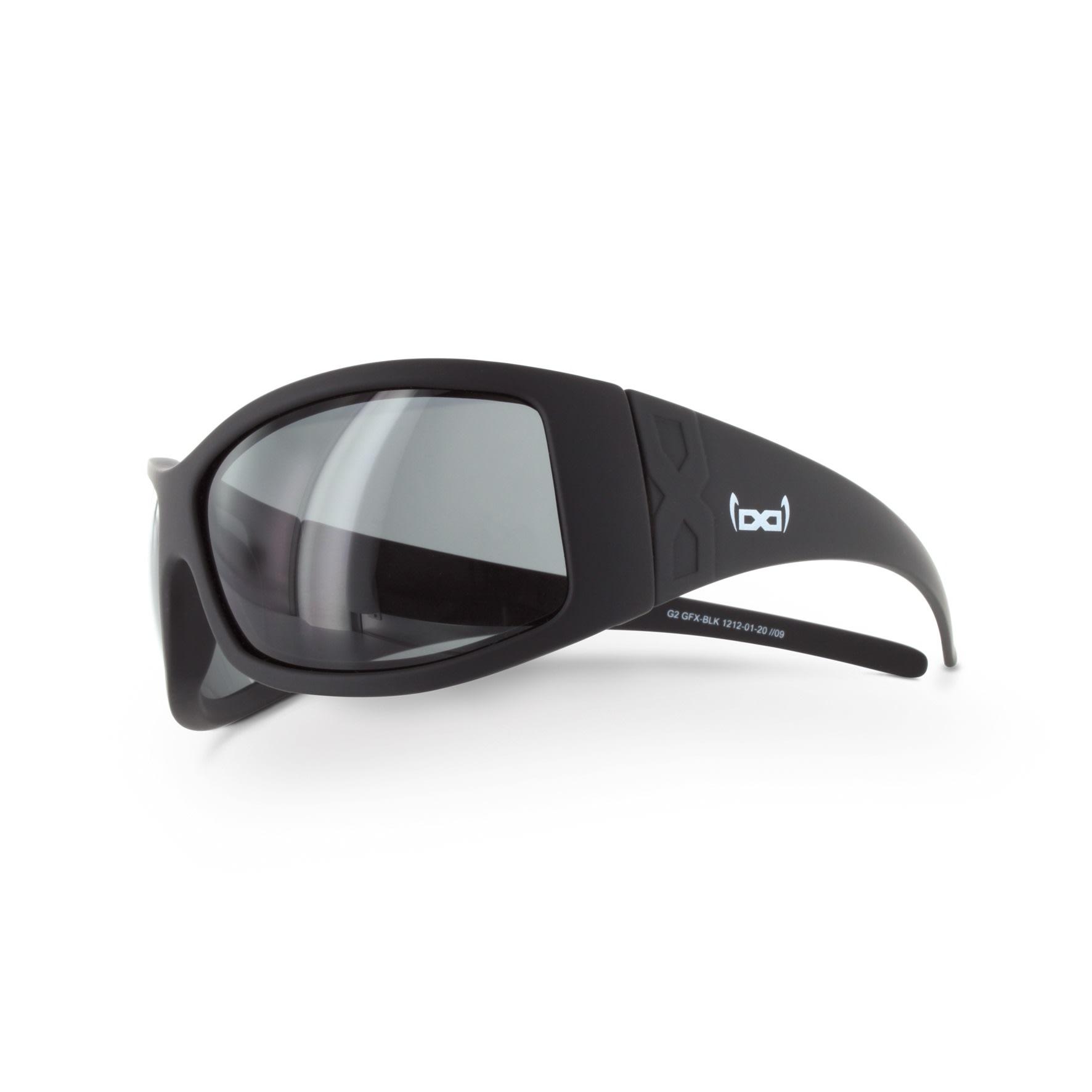G2 Pure Black Pol | Glasses